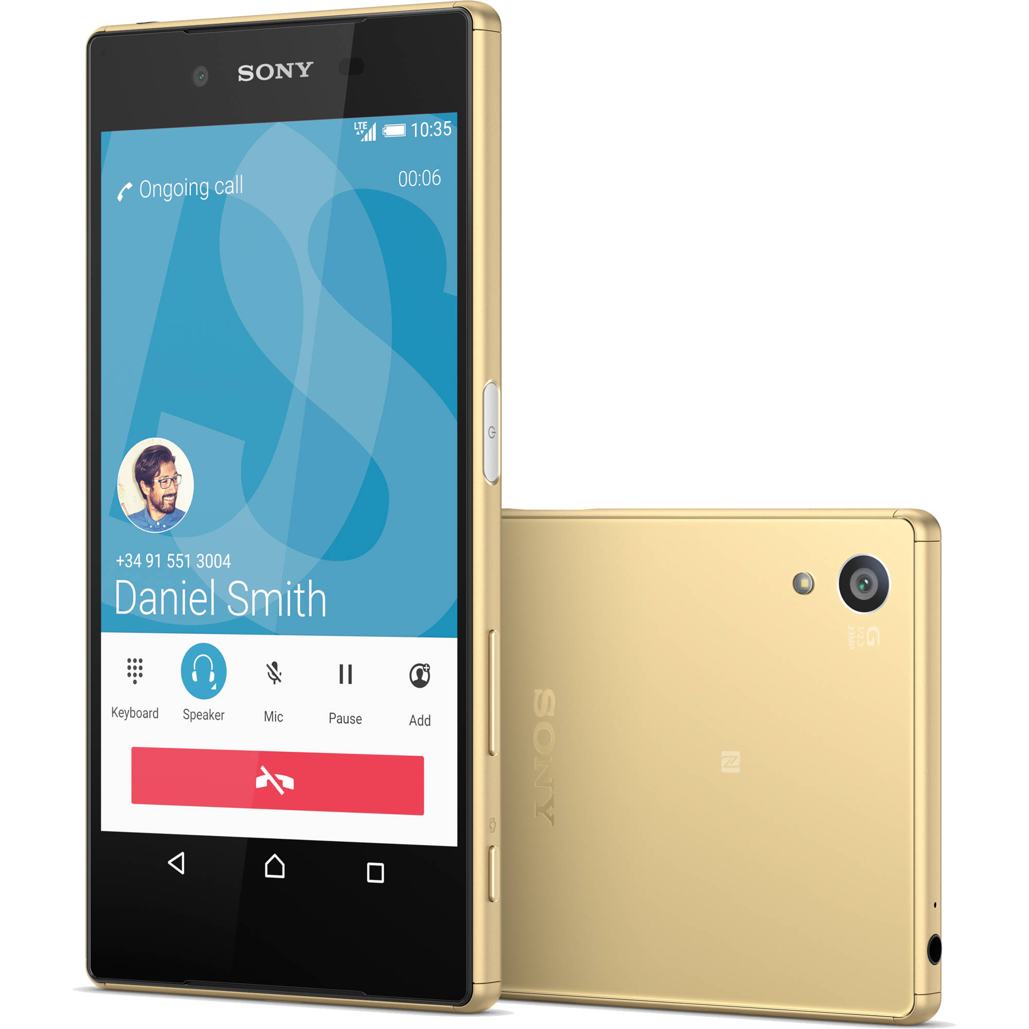 service client sony mobile